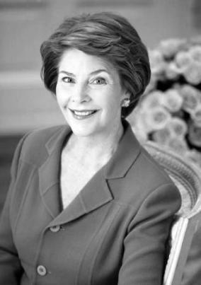 Picture of Laura Bush