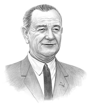 the life and impact of lyndon b johnson the 36th president of the united states of america In the 1960 campaign, lyndon b johnson was elected vice president as john f kennedy's running mate on november 22, 1963, when kennedy was assassinated, johnson was sworn in as the 36th united.