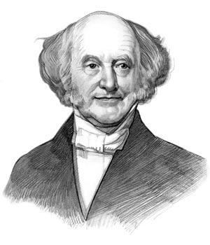 Martin Van Buren importance