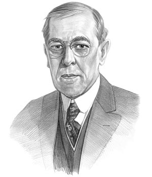 an analysis of woodrow wilsons as a great democratic leader during his term This week is the 100th anniversary of president woodrow wilson's speech to congress seeking a declaration of war against germany many people celebrate this centenary of america's emergence as a world power but, when the trump administration is bombing or rattling sabers at half a dozen nations.